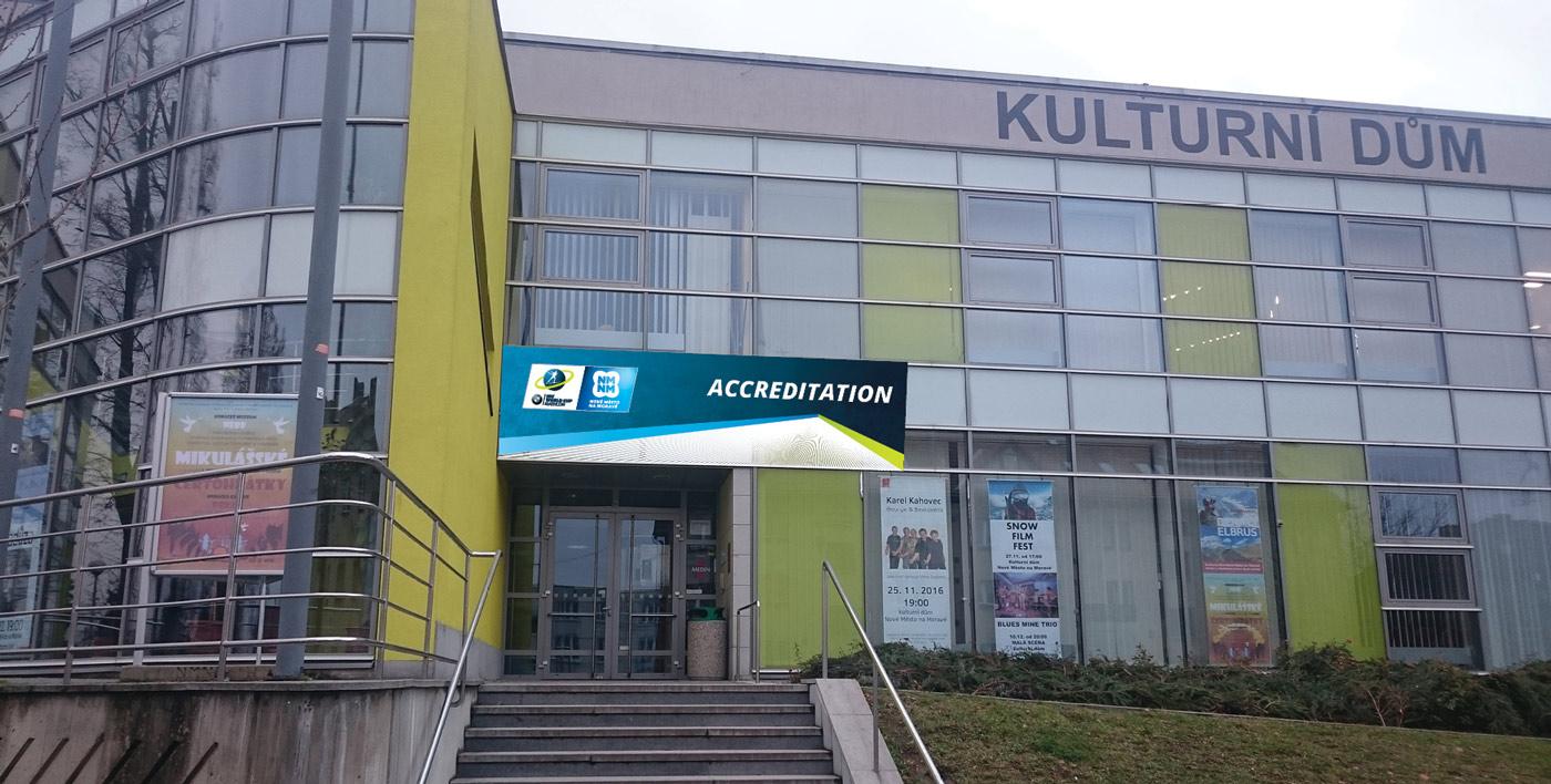 Kulturhaus Nové Město na Moravě